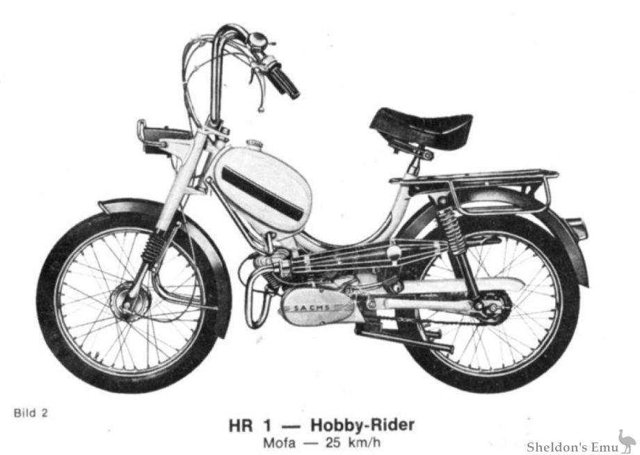 Hercules 1973 HR1 Hobby