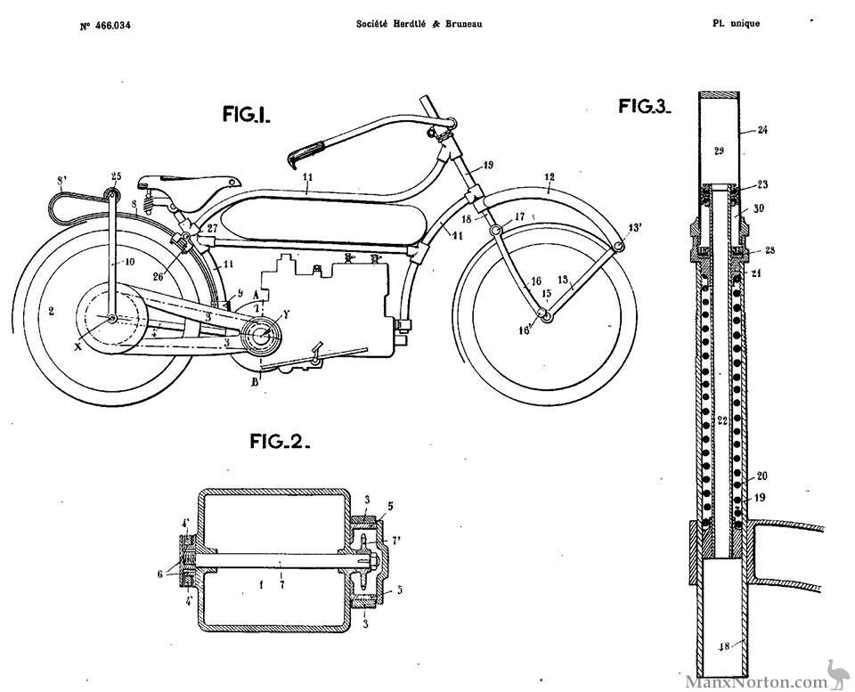 Herdtle & Bruneau Motorcycles