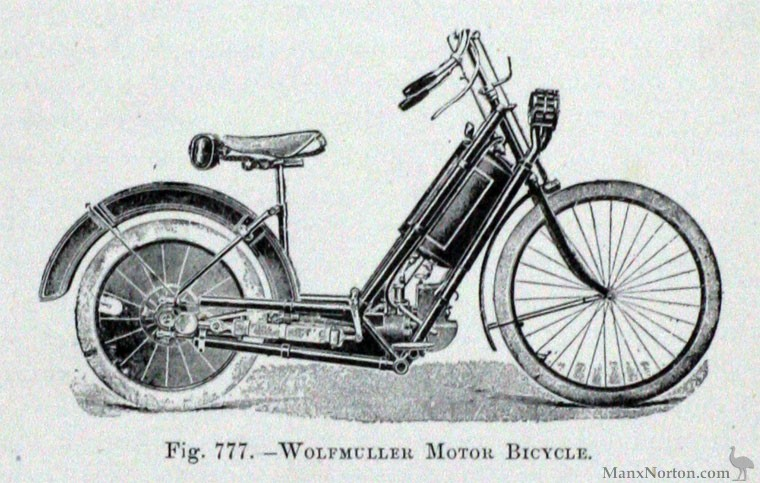 Hildebrand & Wolfmuller Motorcycles