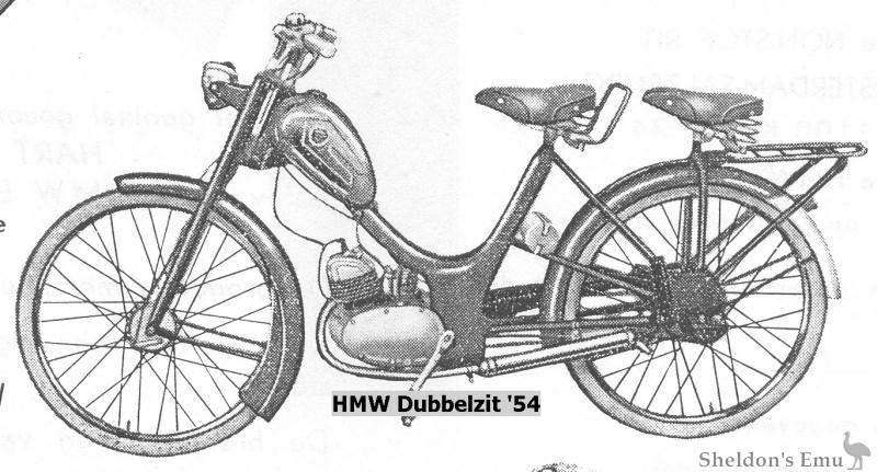 HMW 1954 Dubbelzit