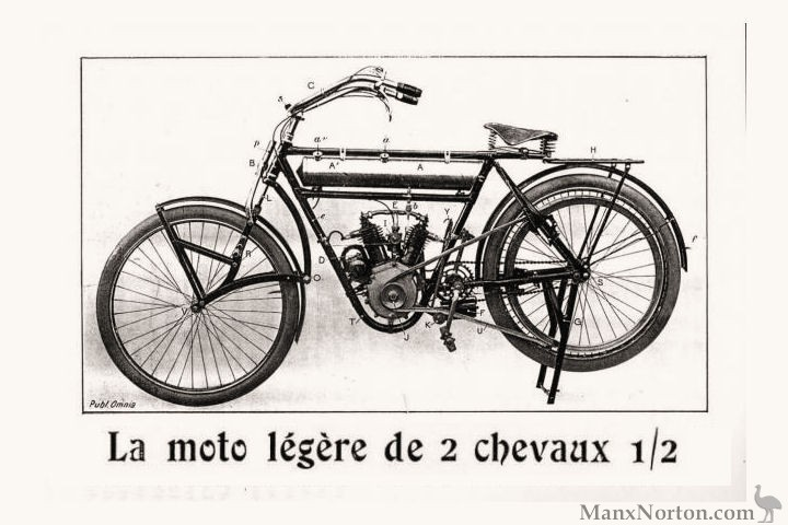 Peugeot 1911 Legere