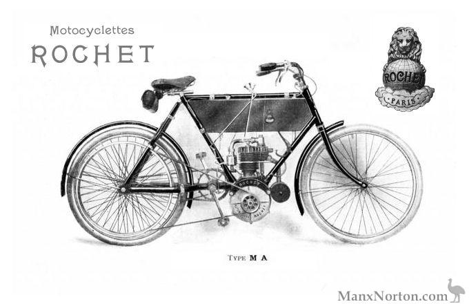 Rochet 1904 Type MA