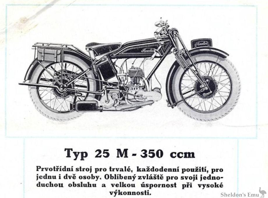 Sarolea 1928 25M 350cc
