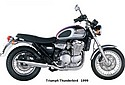 Triumph Motorcycles 1988 on