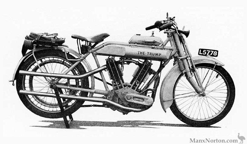 Trump-JAP 1910 V-Twin