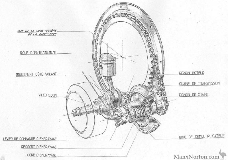Vap 4 Engine Diagram