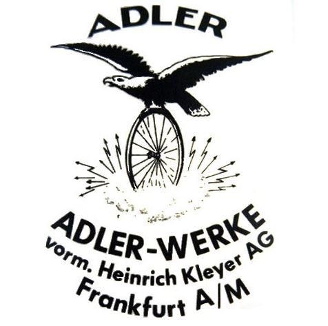 Adler Motorcycle Logos