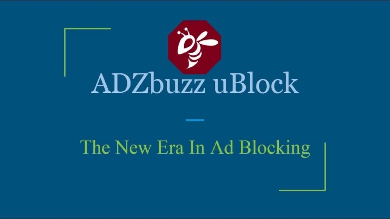 adzbuzz ublock