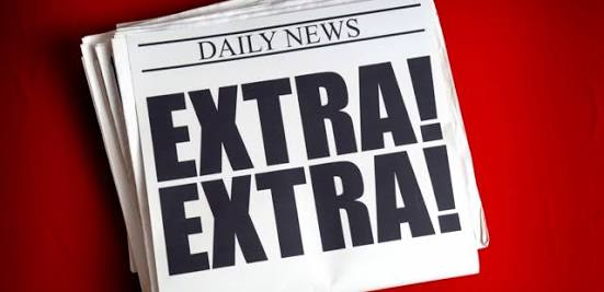 headline copy - newspaper headline