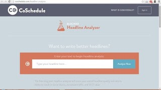 CoSchedule homepage