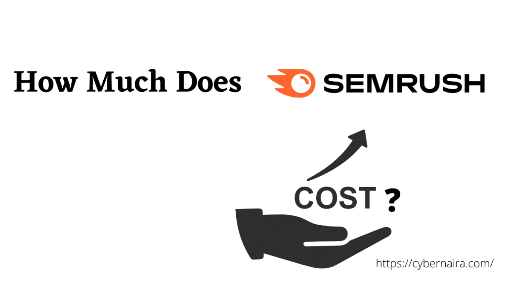 How much does Semrush cost - featured image