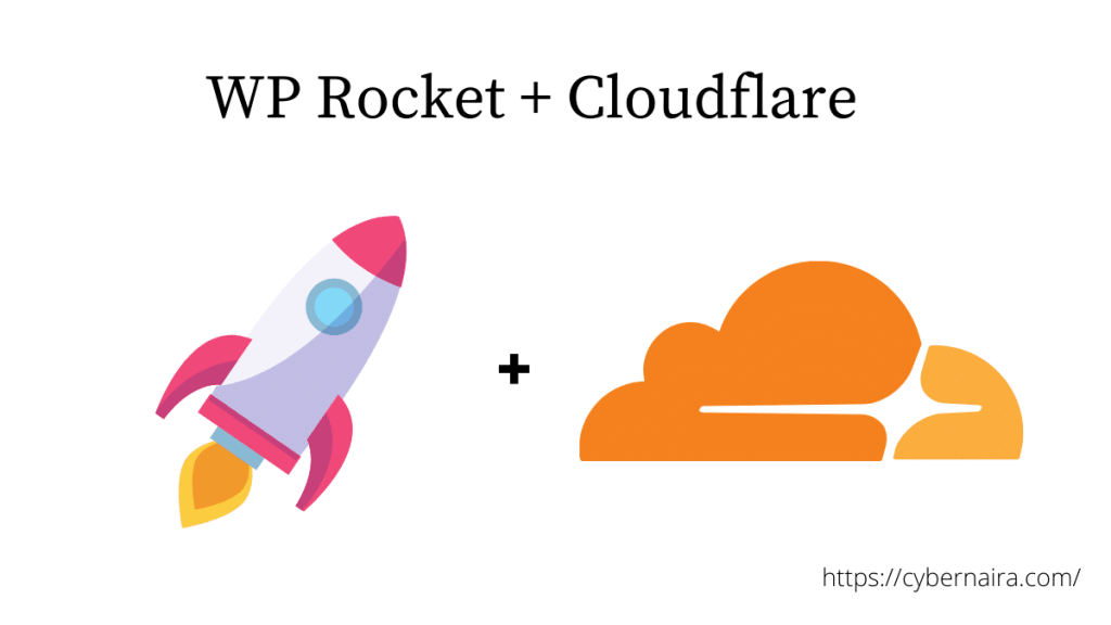 wp rocket with cloudflare