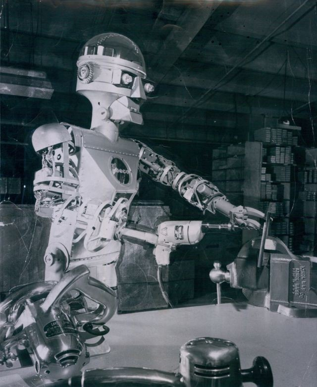 1953  GARCO  Harvey G Chapman Jr American  cyberneticzoocom