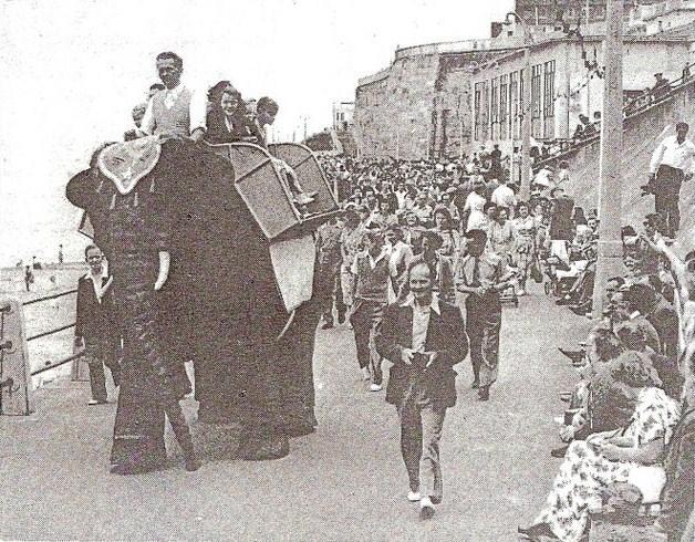 194950  Mechanical Elephant  Frank Stuart British