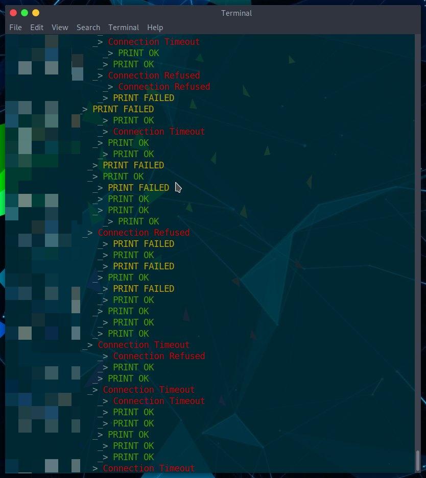 blurred tool screenshot