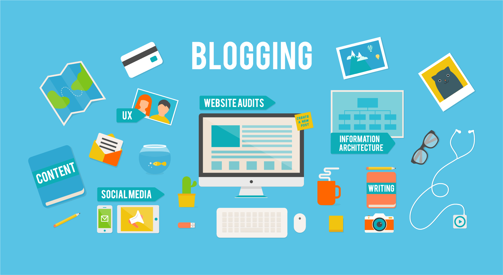 blog designing company kerala