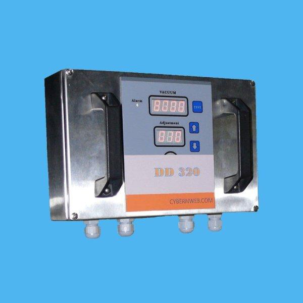 Coffret détecteur de vide CYBERNWEB DD320
