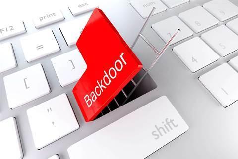 Backdoor - Cyberops