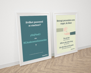 PlakaterPåGulv