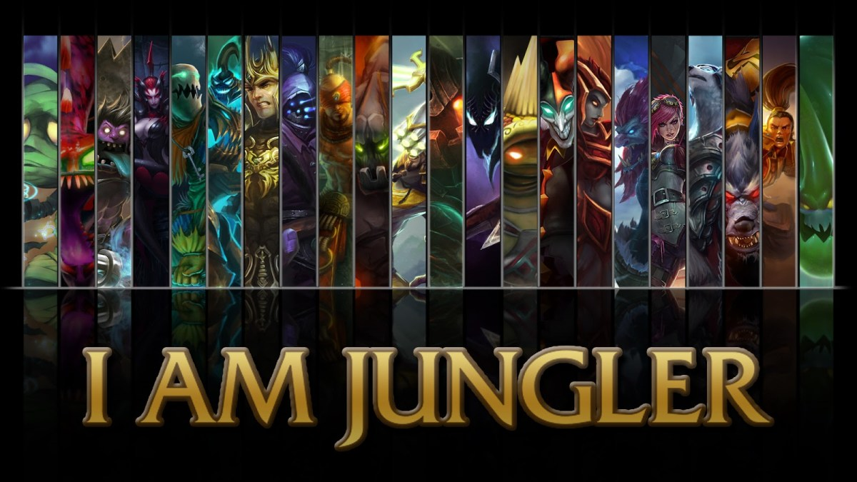 All About Jungling With Brokenshard CYBERPOWERPC