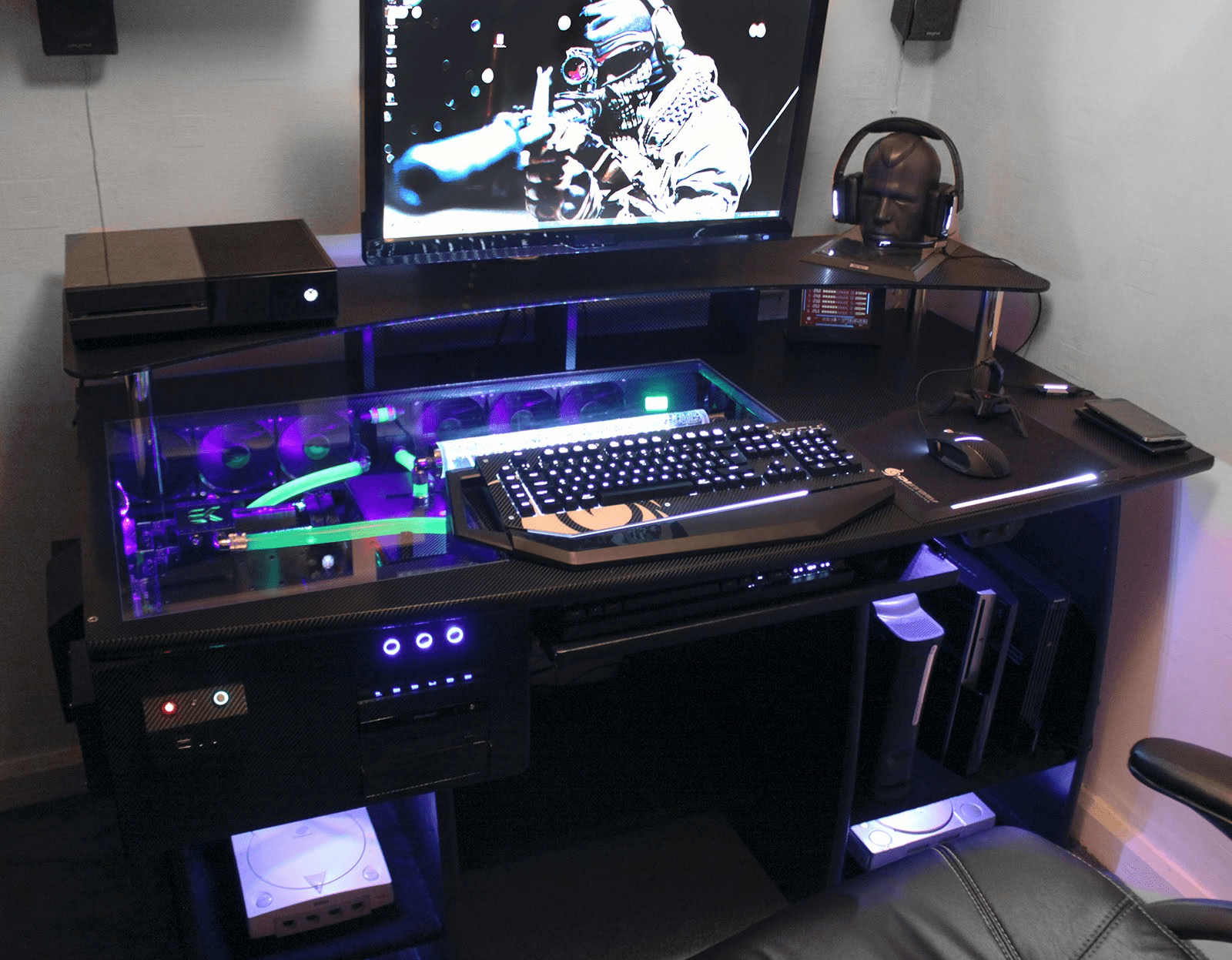 best chair for console gaming rail paint ideas why building your pc can be the thing ever | cyberpowerpc