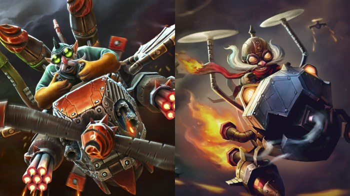 DotA 2 And League Of Legends Characters With Resemblance CYBERPOWERPC