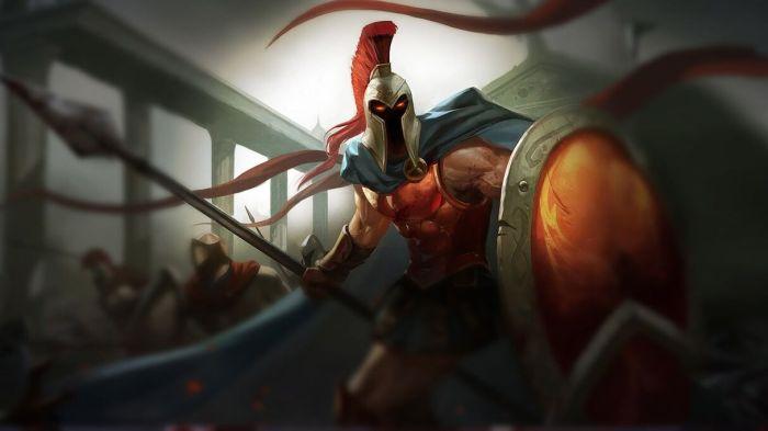 champion rework pantheon the