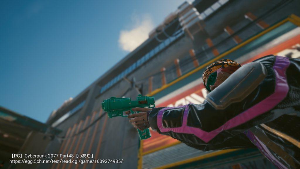 【2077】エピックの武器とか装備ってとっといた方がいいの? 【サイバーパンク2077】
