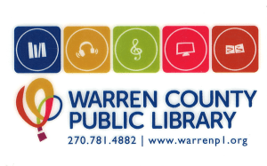 Warren County Public Library card