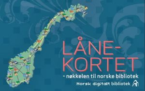 Norwegian Digital Library Card