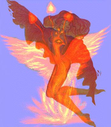 my phoenix woman image