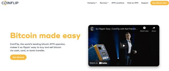 Coinflip Bitcoin ATM 2021