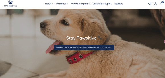 Stay Pawsitive Scam Review