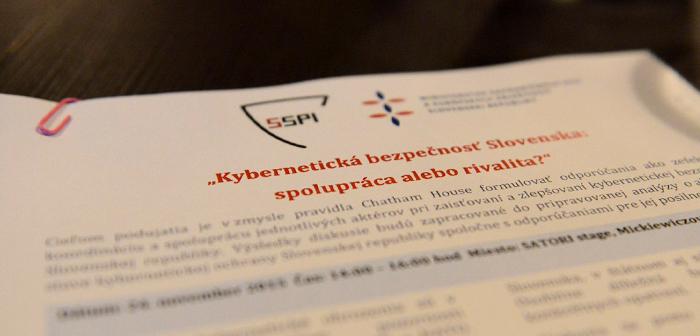 Analytici navrhujú ako zlepšit politiku kybernetickej bezpečnosti na Slovensku