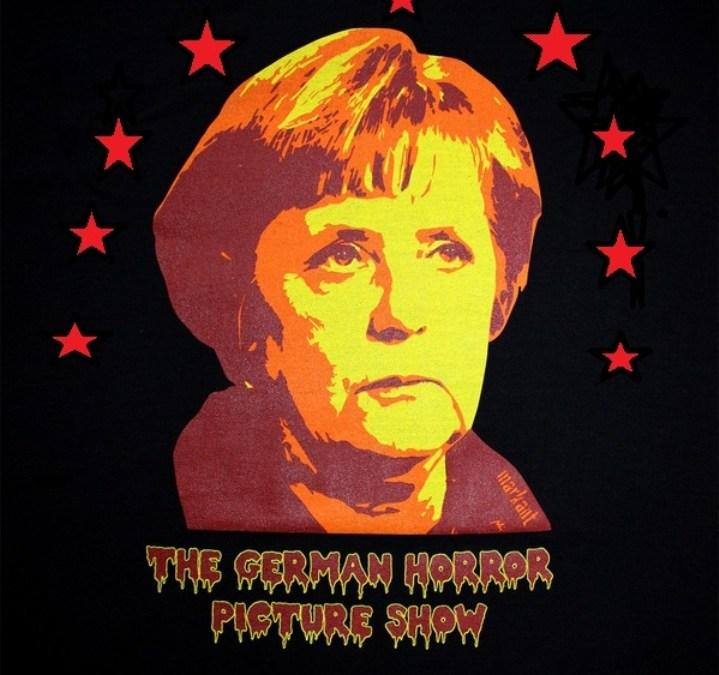 Amtsenthebung Merkels