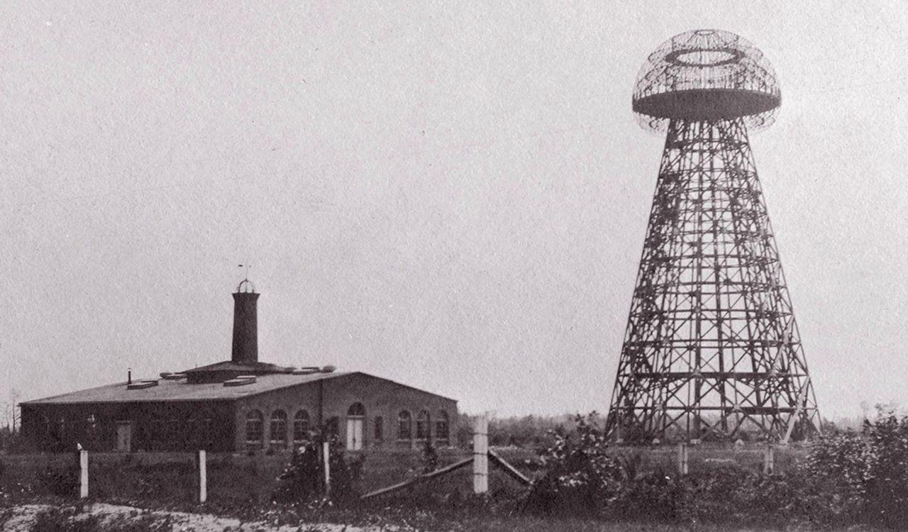 Teslas Turm