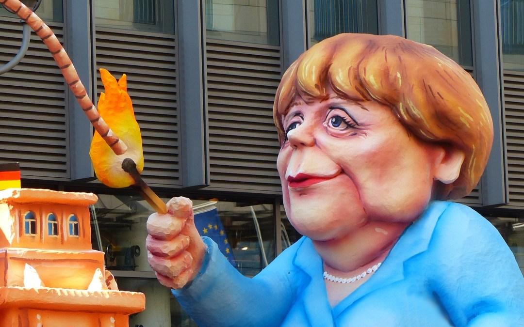 Merkels 5. Amtszeit wäre kaum zu ertragen!