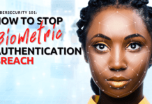 How to stop biometric authentication breach