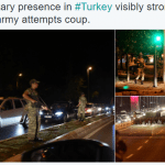 Turkey's government has been overthrown