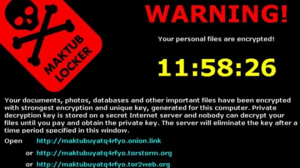 Ransomware removal for all types of Ransomware (2016)