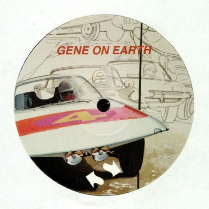 Gene On Earth - vinilos de musica electronica