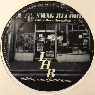 Swag Records . Building sound fundations - vinilos de musica electronica