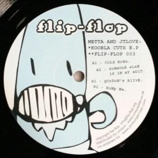 Flip-flop vinilos de musica electronica
