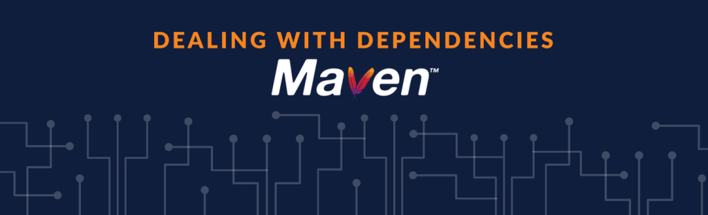 Maven - Dealing with dependencies