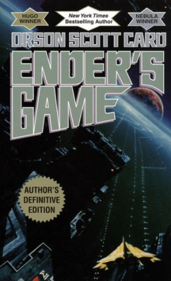 14. Ender's Game by Orson Scott Card