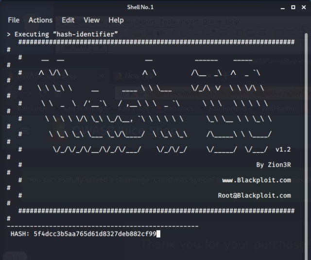 Hash-identifier