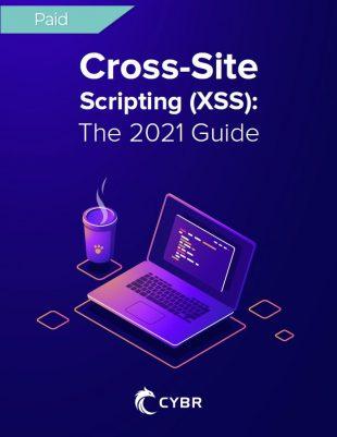 XSS Ebook Order Banner