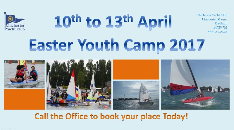Easter Youth Camp 2017