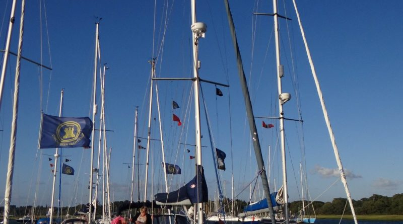 Yacht Cruise Cruise To Port Hamble Amp Cowes Chichester