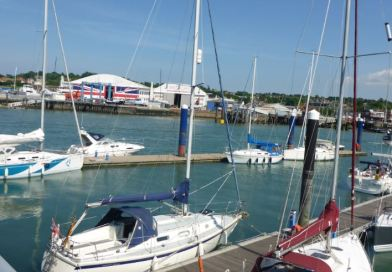Cowes and Gosport Cruise May 23rd -26th